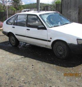 Toyota Corolla лифтбэк, 1983–1987, E80