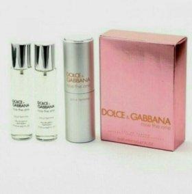 Набор парфюма Dolce&Gabbana Rose The One