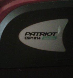 Электро пила патриот esp-1814