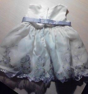 Платье на 60см..