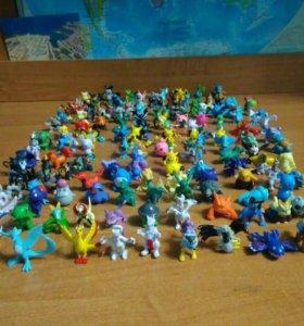 Покемоны Коллекция фигурок