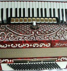 Аккордеон Horch концертный