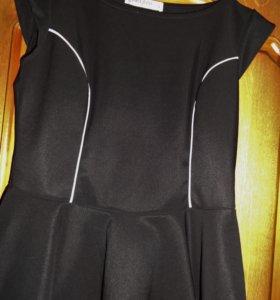 блузка с баской лето 46-48 размер