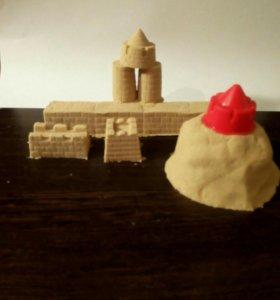 Кенетический песок