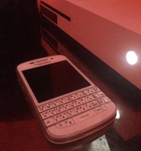Blackberry q10 белый