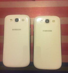 Samsung Galaxy S3 и Samsung Galaxy S3Neo