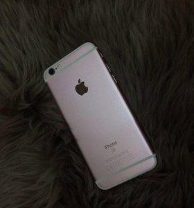 iPhone 6s + iPod shuffle 4