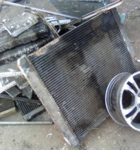Вывоз металлолома. Утилизации старых автомобилей.