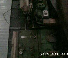 Деревообрабатывающий токарный станок