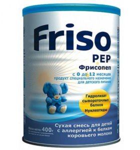 Смесь молочная Фрисопеп 400 гр