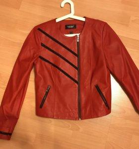 Кожная куртка Турция Lederhaus