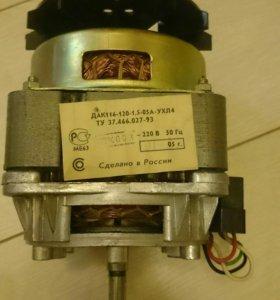 Двигатель ДАК-116-120-1,5-05