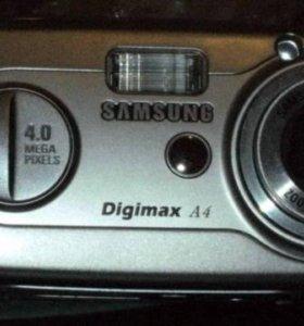 Samsung Digimax 4A