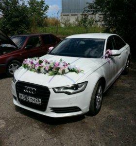 Аренда машины, свадьбы