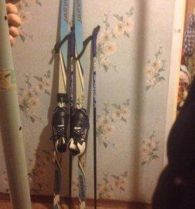 Лыжный комплект -