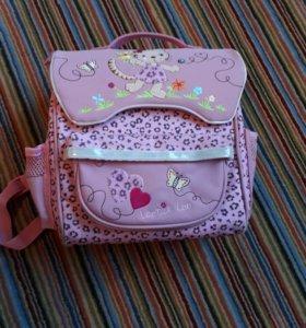 Дошкольный рюкзак Herlitz