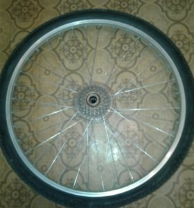 Задний диск на велосипед