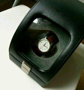Шкатулка для автоподзавода часов Eilux 1455