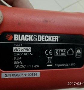 Зарядное устройство для дрели