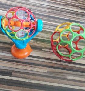 Игрушки мячи o-ball