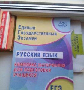 Подготовка к ЕГЭ по русскому.