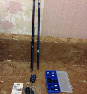 Продам для рыбалки закидушку маховую 5 м