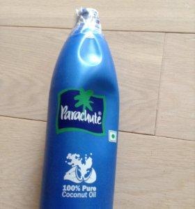 Кокосовое масло(домашнее)