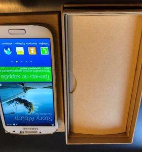 Samsung galaxy s4 (16gb) white