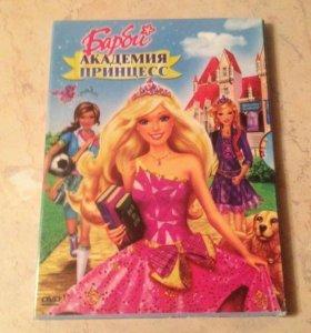 Фильмы на дисках для девочек