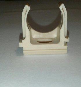 Держатель с защелкой (скоба) диаметр 20мм