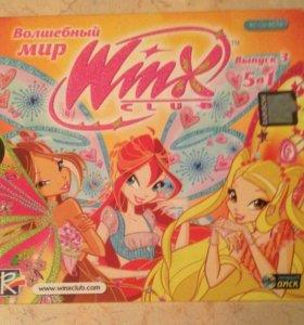 Диски с играми для девочек