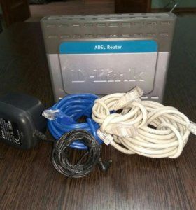 ADSL Router D-Link DSL-540T