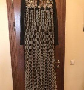 Вечерние платье , размер 50 .