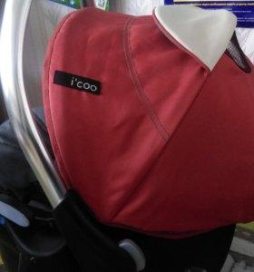 Автолюлька Icoo