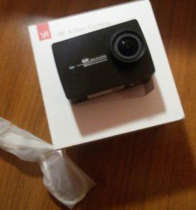 Экшен камера Xiomi YI 4K