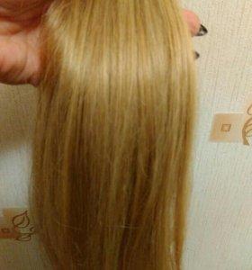 Натуральные волосы,50 см