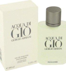 Туалетная вода Acqua Di Gio Men 100мл