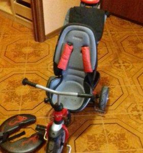 Трехколесный велосипед Puky CAT S6 Ceety.