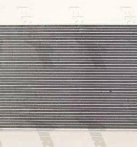 Радиатор кондиционера Nissan Qashqai 2.0 07-