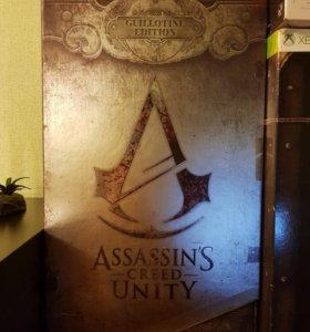 Assassin's Creed Unity Gulliotine Edition