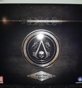 Assassin's Creed IV Black Chest Edition X360
