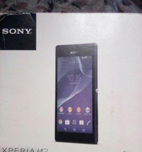 Sony M 2 Dual.Оригинал.Ростест.фиолетовый