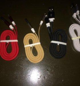 USB Провод на IPHONE 5-7