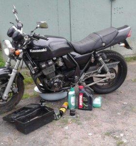 Kawasaki zx400ke