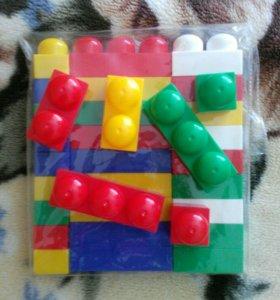 Крупный Лего