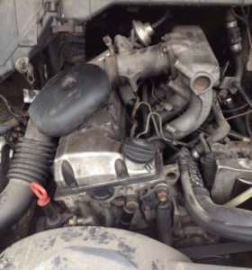 Двигатель Мерседес Спринтер2.3