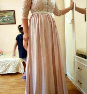 Новые платье много