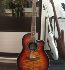 Электро-аккустическая гитара adams rb5000