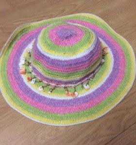 Шляпа ручная работа