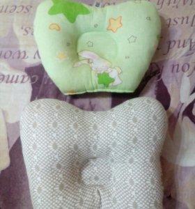 Ортопедические подушечки.